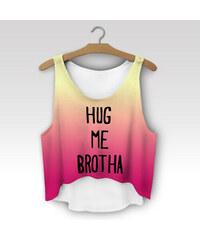 Wayfarer Crop-top tílko Hug me