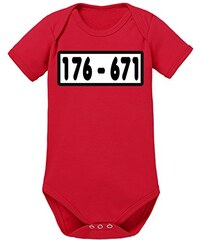 Touchlines Unisex Baby Body Panzeknacker