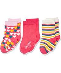 Sterntaler Baby-Mädchen Socken Söckchen 3er-Pack Herzen