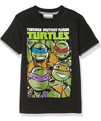 Teenage Mutant Ninja Turtles Jungen Tmnt Square T-Shirt