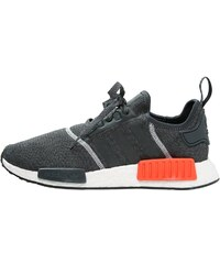 adidas Originals NMD_R1 Sneaker low dark grey/semi solar red