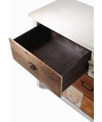 bpc living Commode Jolien 6 tiroirs, avec 6 tiroirs blanc maison - bonprix