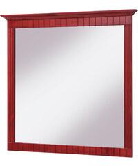 bpc living Miroir Naples rouge maison - bonprix