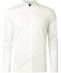 Olymp No.6 Super Slim Fit Business-Hemd mit Kentkragen