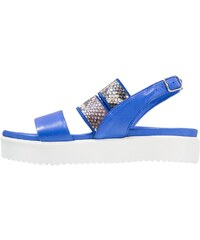 Inuovo Plateausandalette royal blue