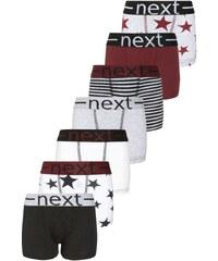 Next 7 PACK Panties black