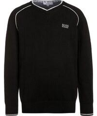 BOSS Kidswear Strickpullover black