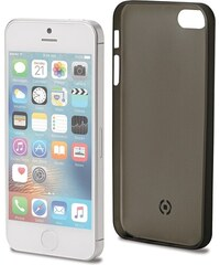 Pouzdro / kryt pro Apple iPhone 5 / 5S / SE - CELLY, Frost 0.29mm Black