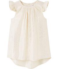 MANGO BABY Kleid Mit Metallic-Effekt