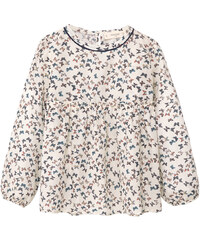 MANGO KIDS Fließendes Hemd Mit Muster