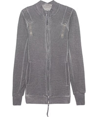 BORIS BIDJAN SABERI Zipper I Grey Resin Dyed