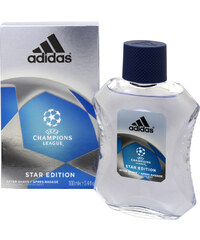 Adidas Champions League Star Edition - voda po holení