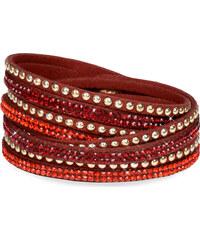 Troli Náramek Wrap 4x Orient Red