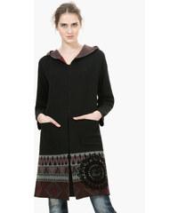 Desigual černý svetr Anna