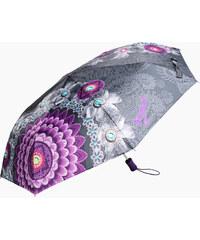 Desigual barevný deštník Bollywood