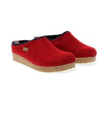 Sandales plates haflinger 71105642