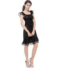 Šaty do tanečních či plesy černé Ever Pretty 2713 a799fc48aa
