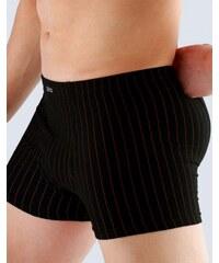 GINA Pánské boxerky s delší nohavičkou, šité 74024P