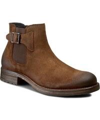 Kotníková obuv s elastickým prvkem MARC O'POLO - 607 21665001 308 Brown 765
