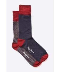 Pepe Jeans - Ponožky (2-pak)