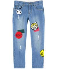 Stella McCartney Kids Jeans fur Jungen Regular Fit mit Patches