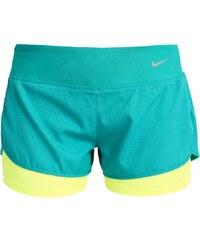 Nike Performance RIVAL kurze Sporthose teal charge/volt
