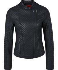 S.Oliver RED LABEL Bikerjacke mit Steppmuster