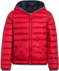 BOSS Kidswear Daunenjacke pop red