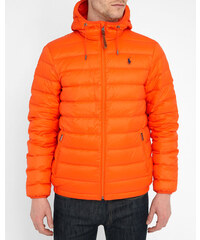 POLO Ralph Lauren Orange Daunenjacke Light