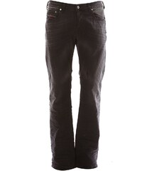 Diesel Zatiny - Jean bootcut - denim noir