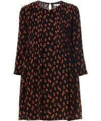 See u soon Kleid mit geradem Schnitt - schwarz