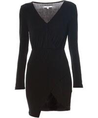 Glamorous Kleid mit kurzem Schnitt - schwarz
