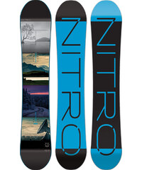 Nitro Team Exposure Gullwing 157 snowboard