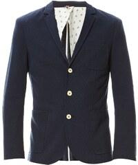 Celio Blazer mit Baumwollanteil - jeansblau