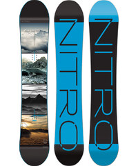 Nitro Team Exposure Gullwing 162 snowboard