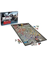 Winning Moves The walking dead - Risk - le jeu - multicolore