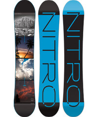 Nitro Team Exposure Gullwing 159 snowboard