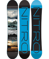 Nitro Team Exposure Gullwing 165 Wide snowboard