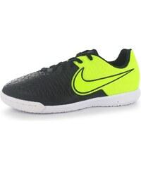 Nike Magista X Pro dětské Indoor Football Trainers Black/Volt/Wht