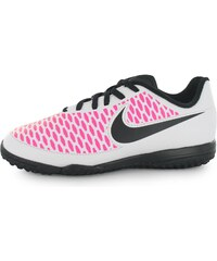 Nike Magista Onda Astro Turf Trainers dětské White/Blk/Pink