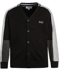 BOSS Kidswear Strickjacke black