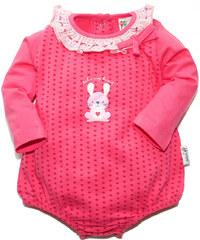 Gelati Dívčí body s králíčkem - růžové