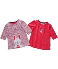 33bd236ff59 Gelati Dívčí set 2 ks triček s králíkem - barevná