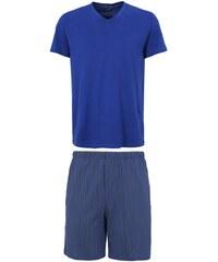 HOM ELEGANT Pyjama blue