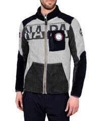 NAPAPIJRI Zip-Jacken aus Fleece tennip