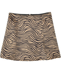MANGO Jupe Motif Animal