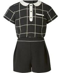 Marks & Spencer London Jumpsuit black/white
