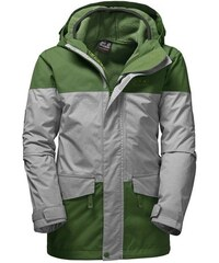 Jack Wolfskin Outdoorjacke SNOWY TRAIL BOYS 2 teilig grün 92,104,116,128,140,152,164,176