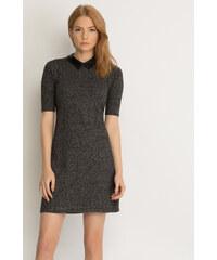 Orsay Kleid in Melange-Optik