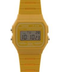 Casio Col 9AEF Wtch 71 Yellow